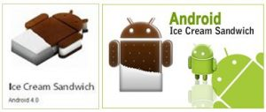 Android versi Ice Cream Sandwich